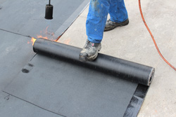 Residential and commercial flat roofs in IN