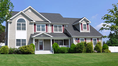 Maintained siding in Indianapolis